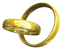 Gold rings and jewelry