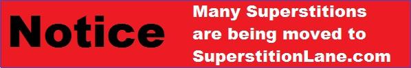 Superstition Lane Notice